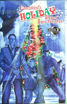 Moonstone's Holiday Super Spectacular Cover B