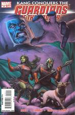Welcome to another shot for your comic book fix. This time around I have four issues to review so here we go! First up is Guardians of the Galaxy #19…...