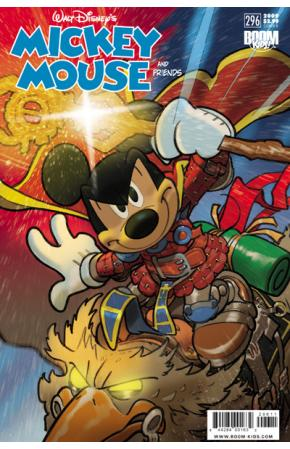 Welcome to From Friendly Ghosts To Gamma Rays! With this week's run down we'll look at Mickey Mouse and Friends#296 and #297, Billy Batson and the Magic of Shazam! #5-10...