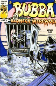 Bubba: The Redneck Werewolf #3