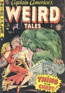 Captain America's Weird Tales
