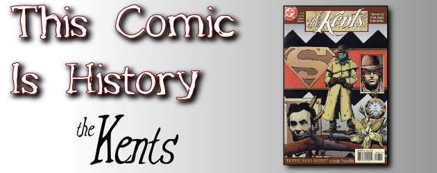 For this installment of This Comic Is History, we're traveling back in time to 19th century Kansas. The Kents, written...
