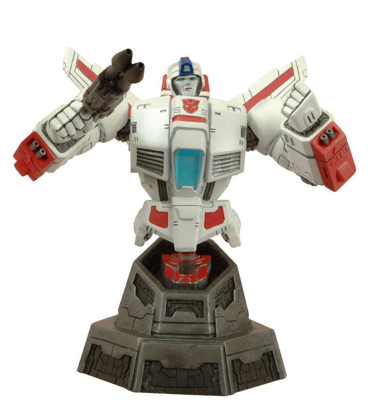 Making his Transformers debut way back in 1985, Jetfire has garnered quite the fan following over the years. So it's...