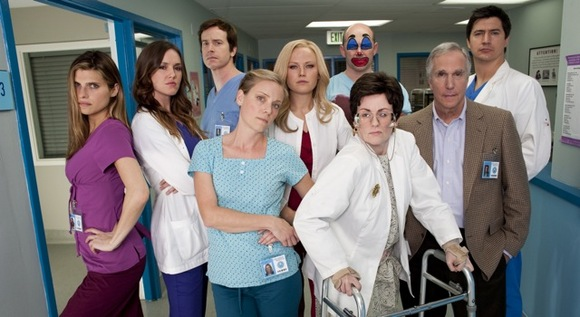 ADULT SWIM: Childrens Hospital 4:30 ? 5:30 p.m.. Location: Room 1A06