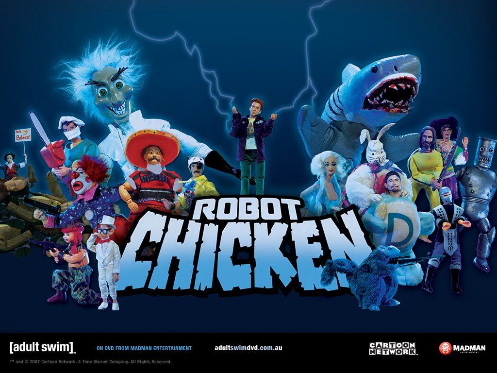 robot chicken picture Stank O Meter star Tiffani Amber Thiessens Big Belly Is Pregnant As Hell ...