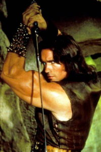 Conan The Cimmerian!