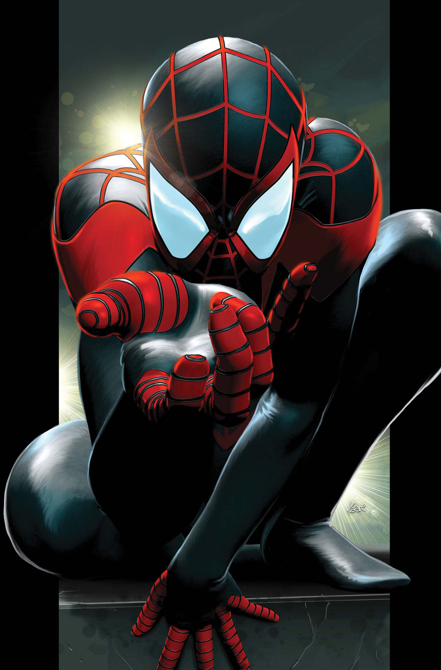 Ultimate spider man comic - photo#5
