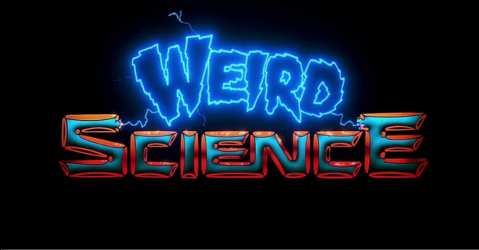 Weird Science Title