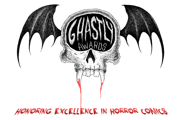 The 2011 Ghastly Award Nominees The Ghastly Award Judges are proud to announce the 2011 Nominees. The nominees, which were chosen by the entire comic creating community, reflect the wide...
