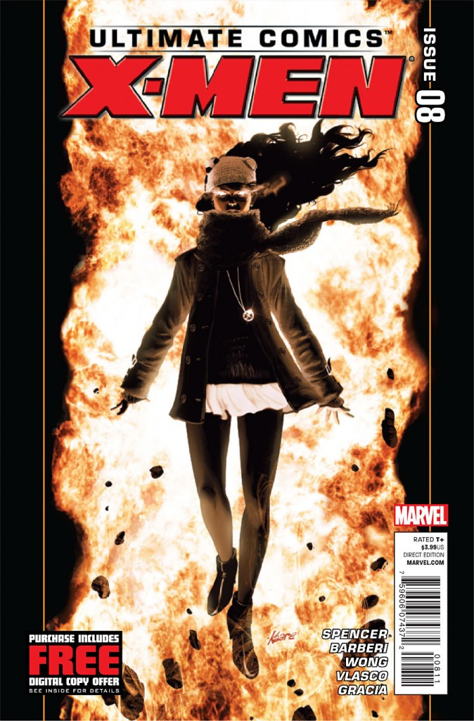 Astonishing X-Men #47 Writer: Greg Pak Artist: Mike McKone This little arc solidified my theory that Greg Pak should be writing a regular X-Men series. In fact, I'd say throw...