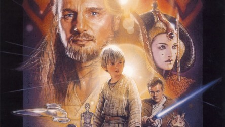 Title: Star Wars: Episode I: The Phantom Menace Director: George Lucas Writer: George Lucas Distributed By: 20th Century Fox Starring: Liam Neeson, Ewan McGregor, Natalie Portman, and Jake Lloyd Release...