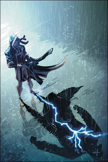 Static Shock #8 Publisher: DC Writer: Mark Bernardin Artist: Scott McDaniel Cover: Khary Randolf, Lebeau Underwood, & Emilio Lopez So,...