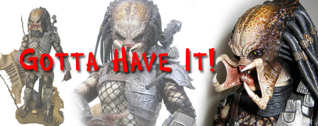 Hot Toys does it again with this killer 1/6 scale figure of the Classic Predator! This figure was released to...