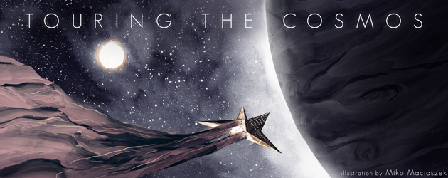 Hey there fans! Welcome back to another edition of Touring the Cosmos. Today we have a treat for you all. Last year, at Toronto's FanExpo, I had the pleasure of...