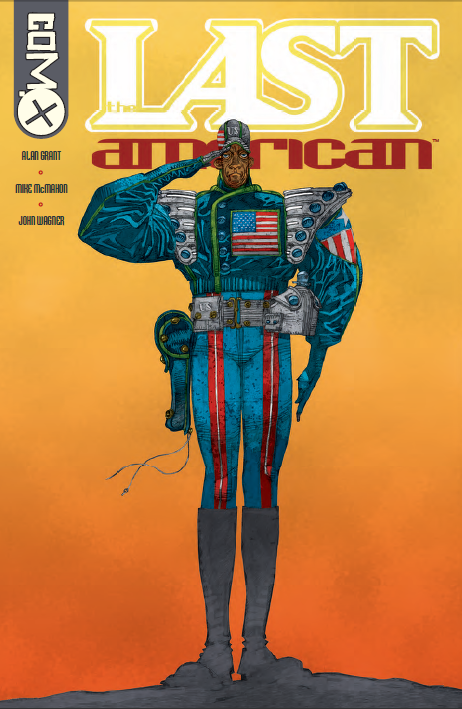 The Last American Cover