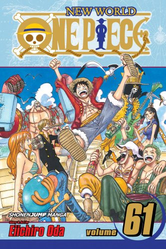 One Piece volumes 61 and 62 Publisher: Viz Media (Shonen Jump line) Story and Art: Eiichiro Oda [Editor's note: Please welcome Drew back to the column for some more One...