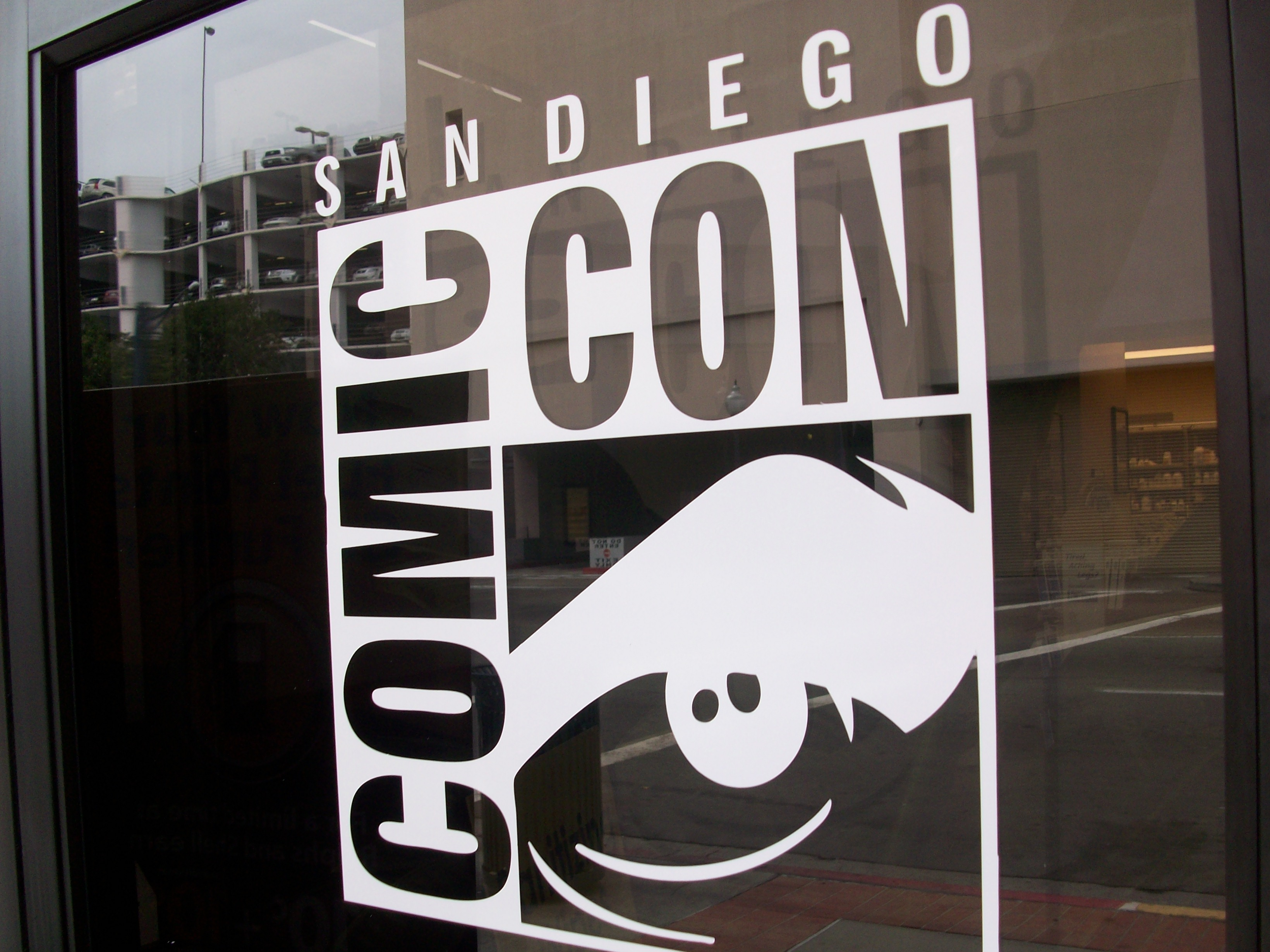 San Diego Comic Con, the biggest convention for anyone into anything comics or just about anything, really. I went to...