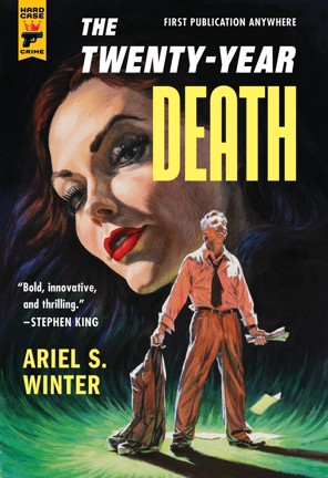 Title: The Twenty-Year Death Author: Ariel S. Winter Artist: Charles Pyle Publisher: Hard Case Crime There's a new Hard Case...