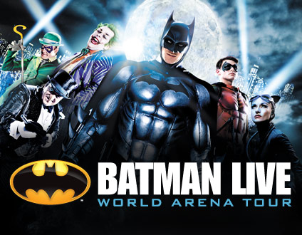 Batman Live has been shown across the world and has finally come to the United States, beginning at the Honda Center in Anaheim, CA with a tour that began on...