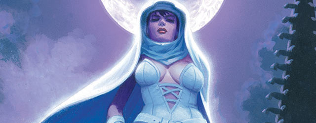 "Courtesy of Dark Horse Comics, ComicAttack.net has an exclusive preview of the covers to ""Ghost"" Omnibus vol. 4, ""Number 13″..."