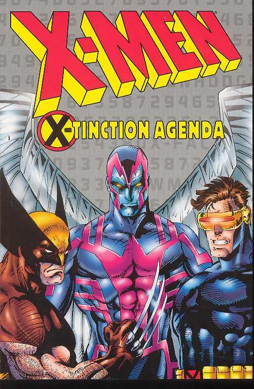 Welcome to another week in Ye Olde School Cafe'! This week, we'll be finishing off our look at the X-Men: X-Tinction Agenda! By now, Cameron Hodge has either defeated, brainwashed,...