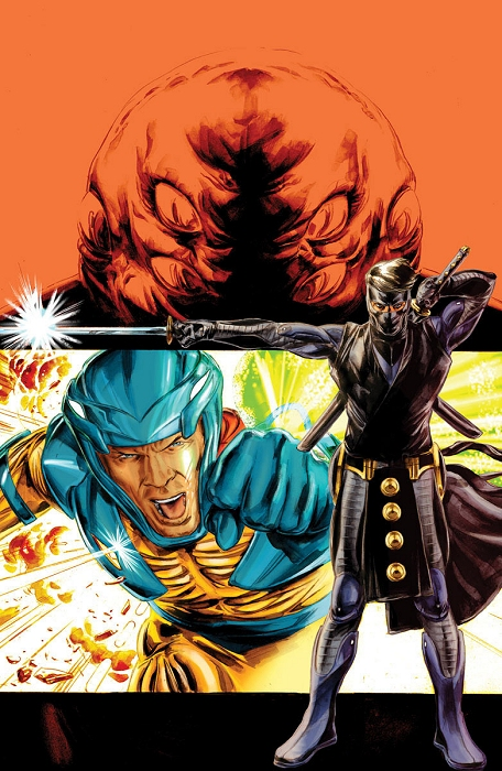 X-O Manowar #7 Publisher: Valiant Written By: Robert Venditti Art By: Lee Garbett The 7th issue of X-O Manowar is another prime example of why Valiant is the best publisher...
