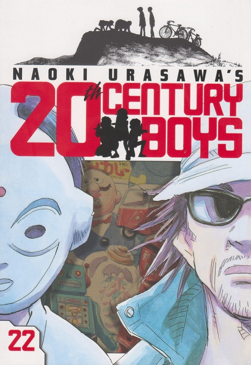 Title: 20th Century Boys Author: Naoki Urasawa Publisher: Viz Media (Viz Signature) Volume: Volume 22 (final volume before 21st Century...