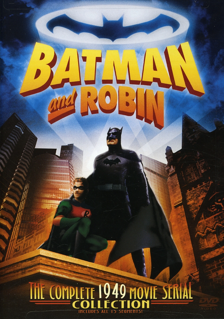 Title: Batman and Robin Director: Spencer Gordon Bennet Writers: George H. Plympton, Joseph F. Poland, Royal K. Cole (Based on...