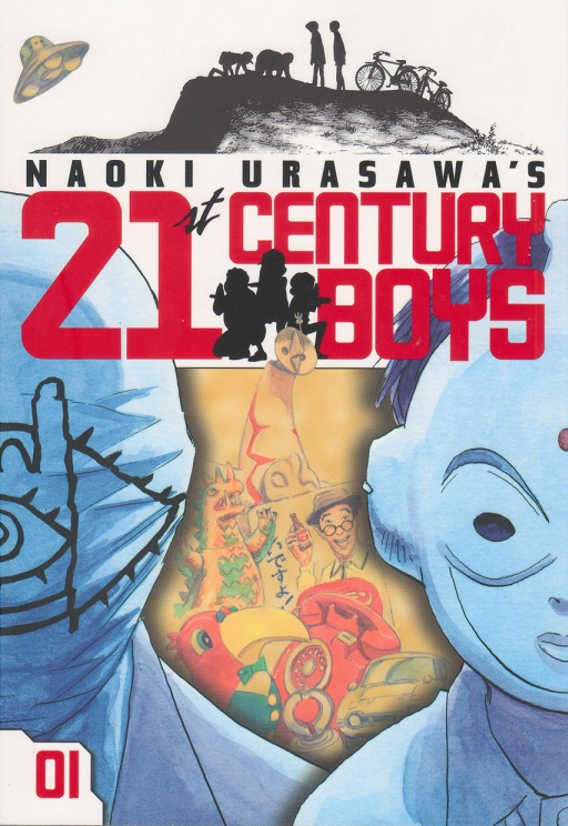 Title: 21st Century Boys Author: Naoki Urasawa Publisher: Viz Media (Viz Signature) Volume: Volume 1 (of 2), $12.99 Vintage: 2007...