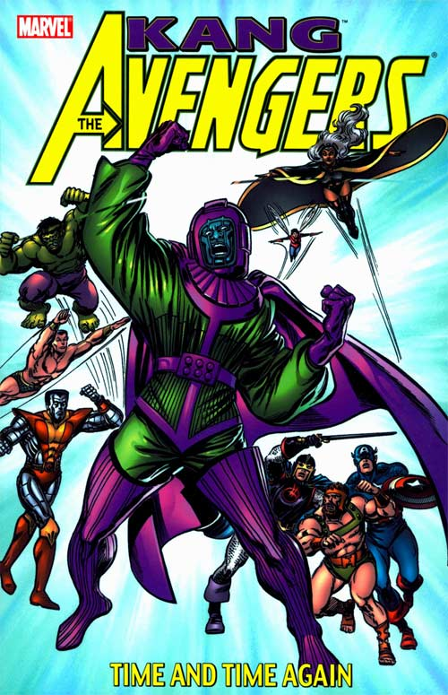 Hello and welcome to another exciting edition of Ye Olde School Café! This week, we'll be finishing up our look at the time traveling warlord, Kang! In this trade paperback,...