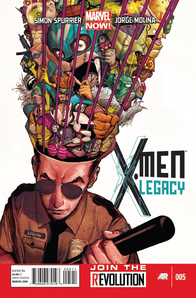 "Welcome to the 126th edition of the Uncanny X-Piles! Not a lot of books to read this week. Can ""X-Men: Legacy"" hold it's own and get a foothold on the..."