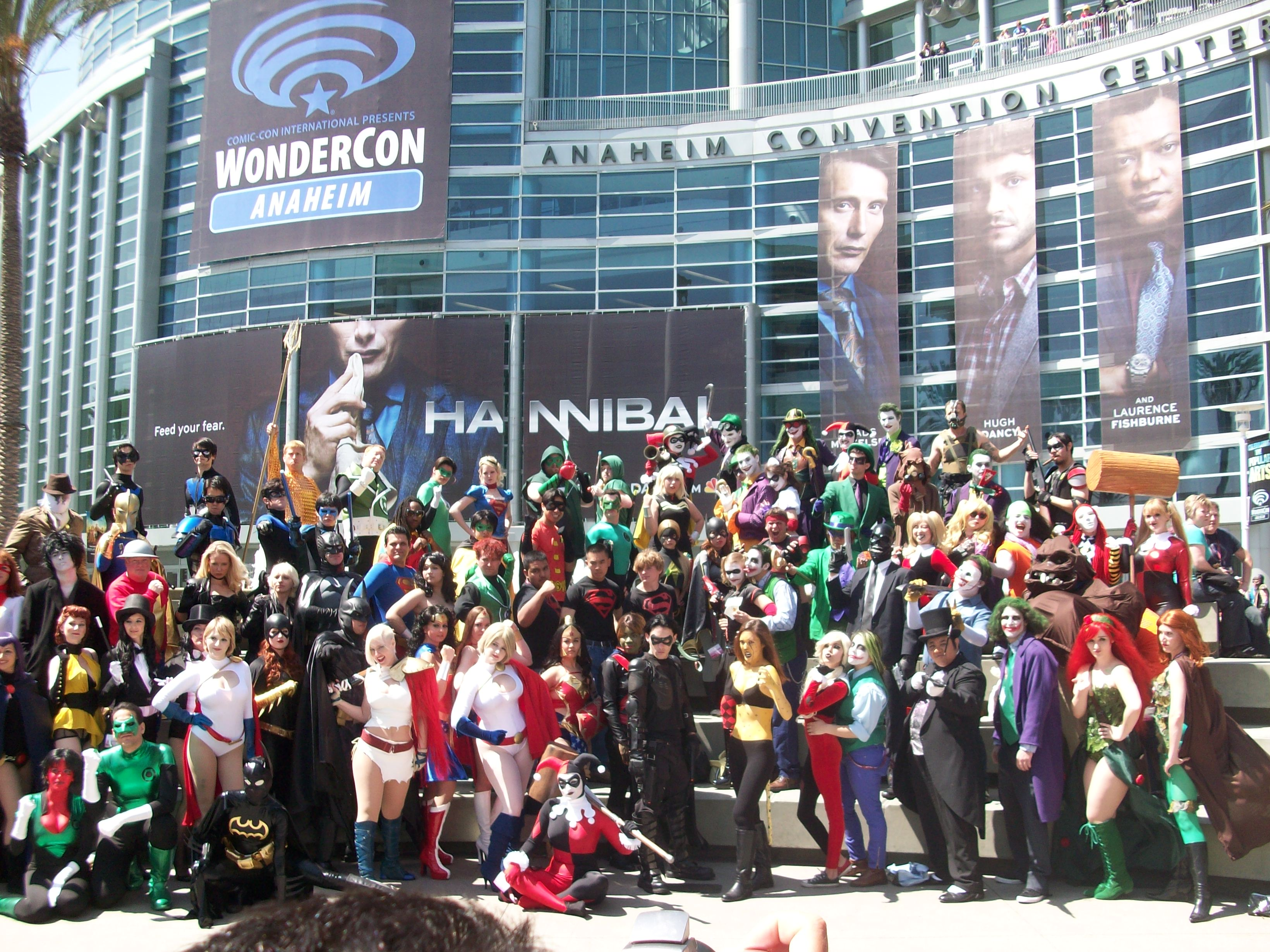 WonderCon returned to the Anaheim Convention Center the last weekend of March, and boy has that show grown since last...