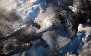 The USS Enterprise. The ship that dies more than a teen in a horror film... or a redshirt in Star Trek