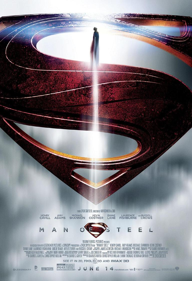 Superman reaches new heights with his newest film