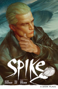 Spike A Dark Place Cover