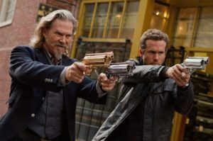 Buddy-Cop, action-Comedy, sci-fi fantasy, absurd, dramatic... confused...