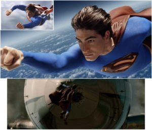 Close-ups prove that live-action flying totally works!