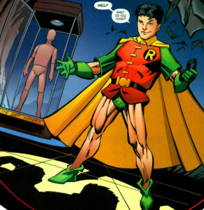 Jason Todd First Time As Robin