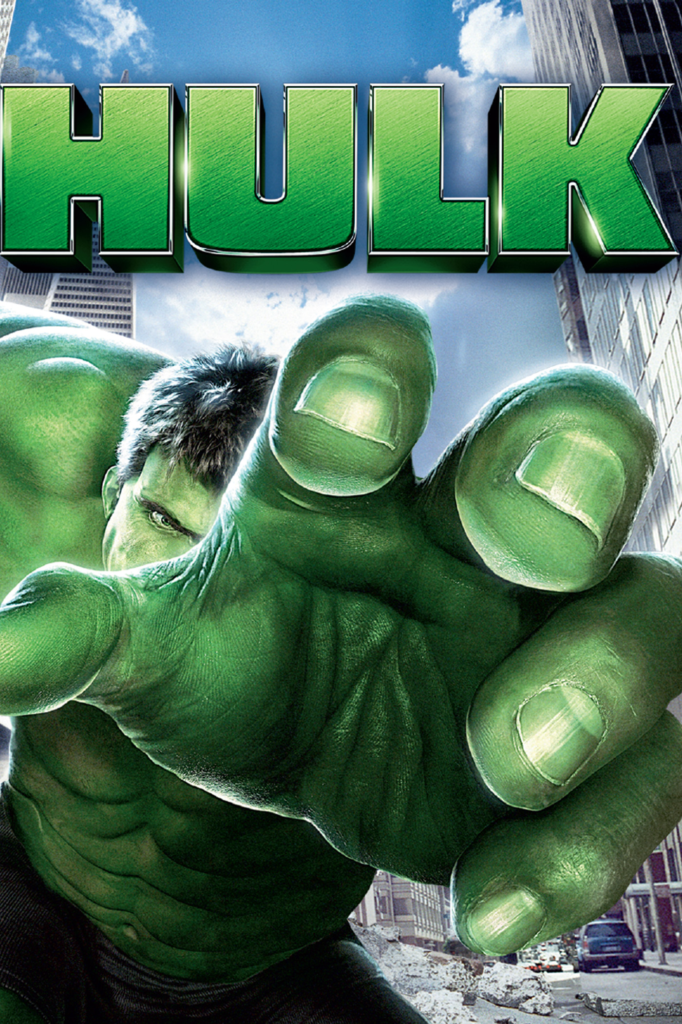 Hulk wants you!