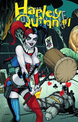 New 52 Harley Quinn And Joker The New 52 changed Harley