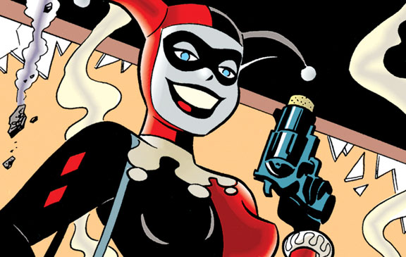 Harley Quinn title image