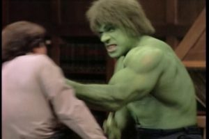 Lou Ferigno IS The Hulk!