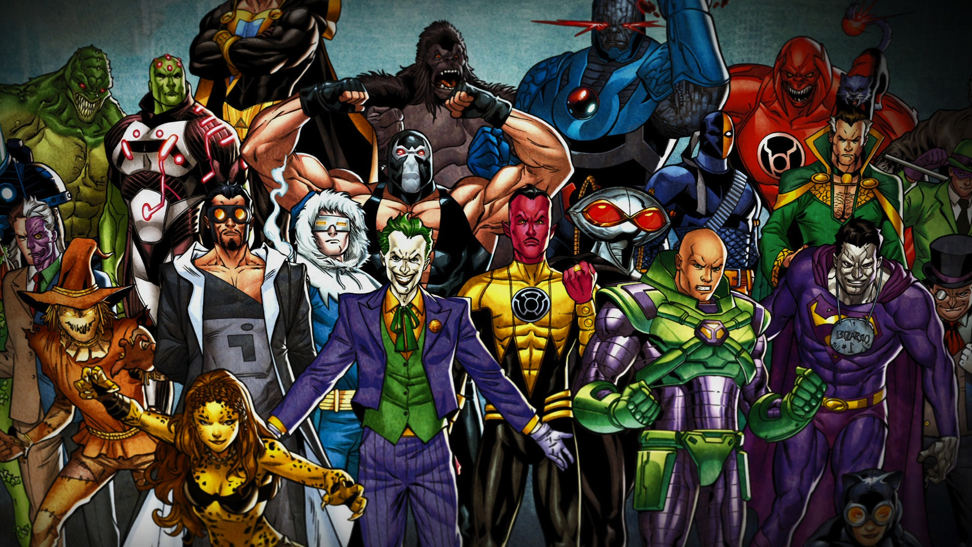 5 DC Villains Worthy of a Justice League Movie