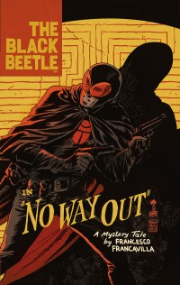 The Black Beetle Volume I Cover