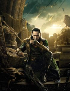 Loki's shape-shifting magic provides THE funniest cameo in the series