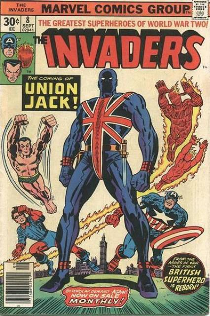 Invaders#8