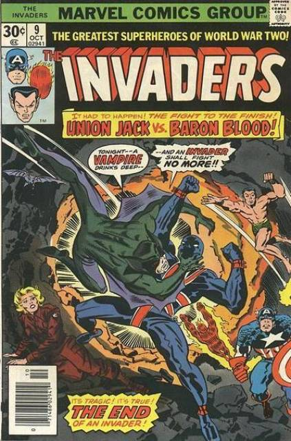 Invaders#9