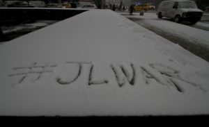 JLWar in the snow
