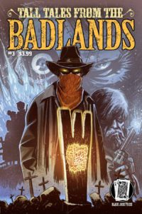Tall Tales from the Badlands #3 Cover