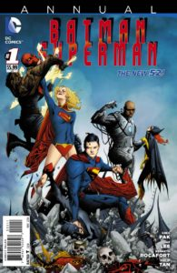 batman superman annual 1